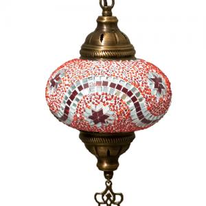 Oosterse Hanglamp Mozaiek