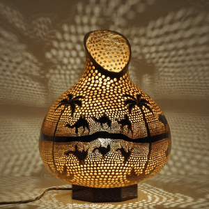 Oosterse Tafellampen